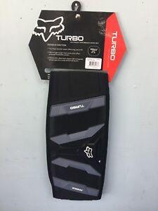 New-Fox-Adult-Black-amp-Grey-Turbo-Kidney-Belt-28-034-36-034-Waist-One-Size-07037-014-OS