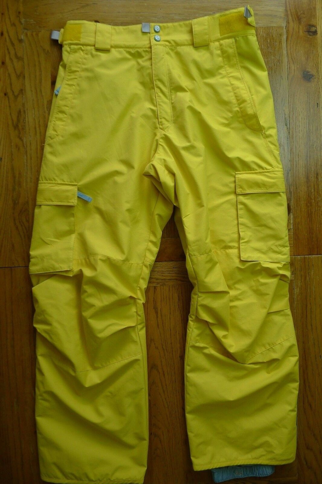 Descente yellow men's ski trousers size  XXL  all in high quality and low price