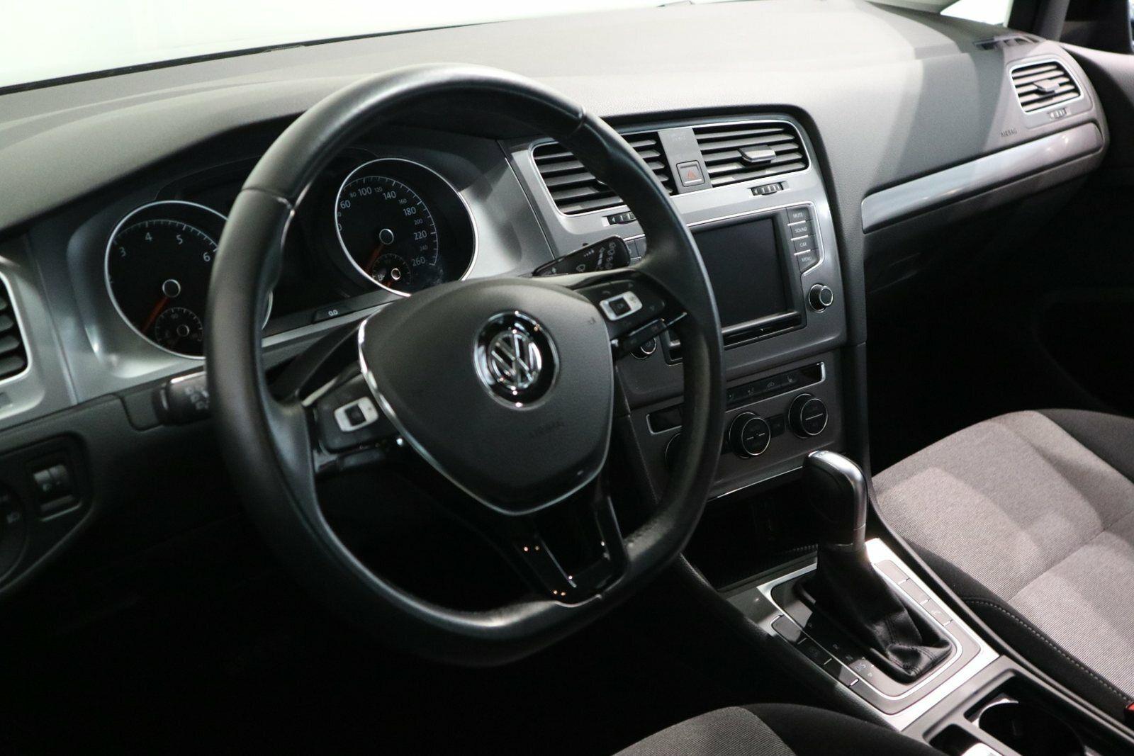 VW Golf VII 1,4 TSi 125 Style DSG BMT - billede 3