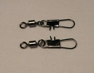 SNAP-SWIVEL-25pcs-Sizes-3-5-7-Attach-lures-in-an-instant-FREE-POSTAGE