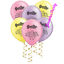 SUNNY-DAY-CUPCAKE-CAKE-TOPPER-DECORATION-PARTY-SUPPLIES-BALLOON-BANNER-CUP thumbnail 6