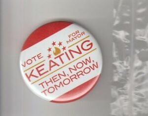 THE-LIBRARIANS-JEFFERSON-KEATING-MATT-NOLAN-SCREEN-USED-CAMPAIGN-Button-EP206