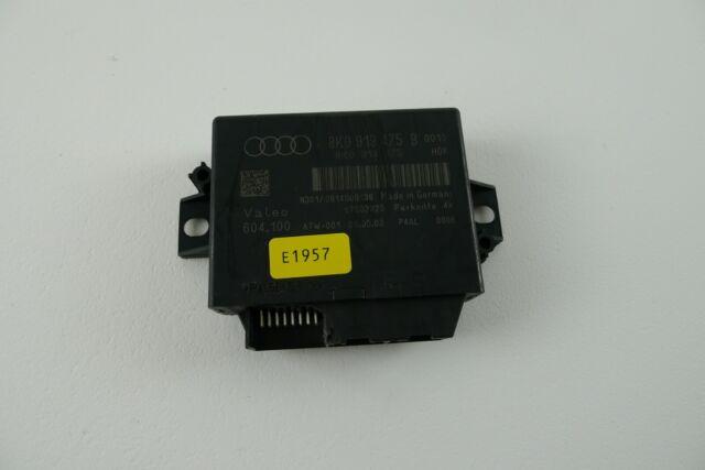 ECUs/Computers AUDI A4 B8 2009 PDC PARKING AID SENSORS CONTROL ...