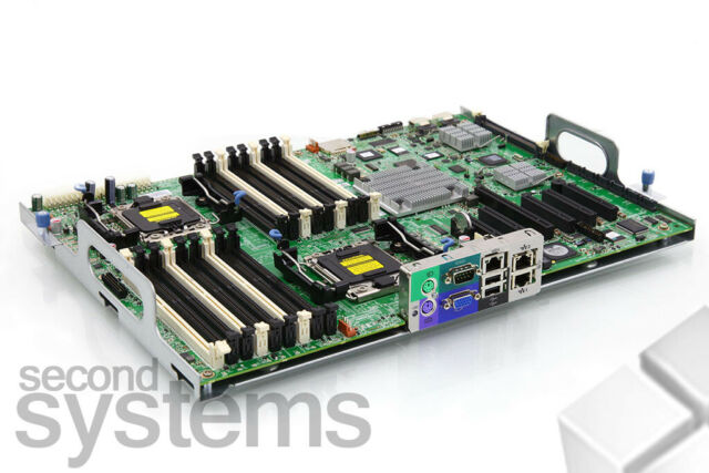 HP Placa Base / Placa Madre Proliant ML350 G6 Servidor - 606019-001
