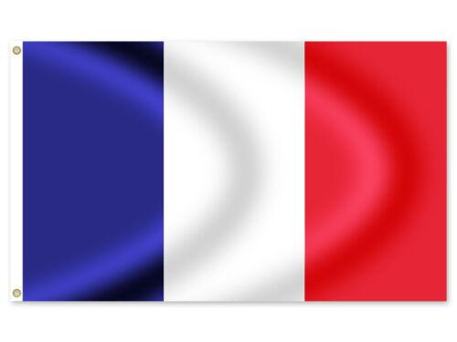 Fanflagge 60x90 cm Fahne Länderflagge Flagge Team Frankreich 00//0855 Fanartikel