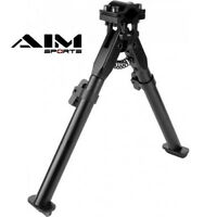 Aim Barrel Mount Tactical Bipod Fits Mosin Nagant 1891 91/30 Mauser Rifles