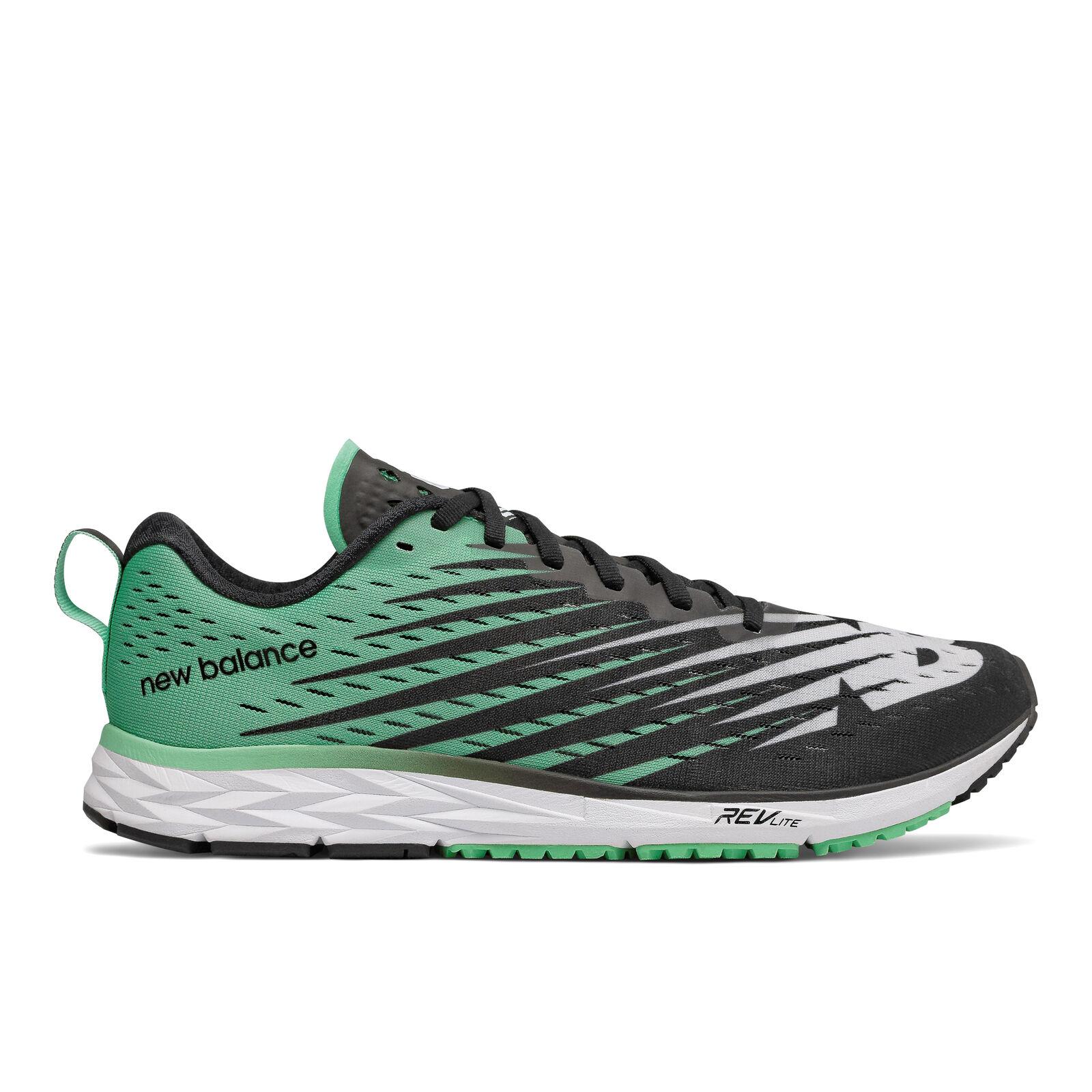 New balance M1500BG5 1500 V5 Negro Neón Esmeralda Para hombres Zapatos para correr