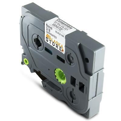 2100VP DRUCKER SCHRIFTBAND KASSETTE 12mm S-G für BROTHER P-Touch 210 2100
