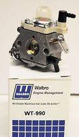 Genuine Walbro Wt-990-1 Carburetor Zenoah Rc Hpi Baja 5b 5t 5sc Losi 5ive-t