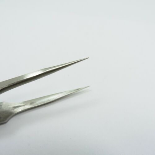 Super Fine Tip Anti-Static Precise Stainless Steel Tweezers ST14