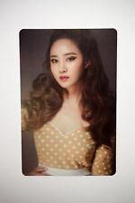 SNSD Girls' Generation 5th Album Lion Heart YuRi Official Photo Sticker Card SM