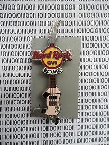 Hard Rock Cafe Rome 2007 - Wall Memorabilia - Local HRC Limited Ed. Guitar Pin