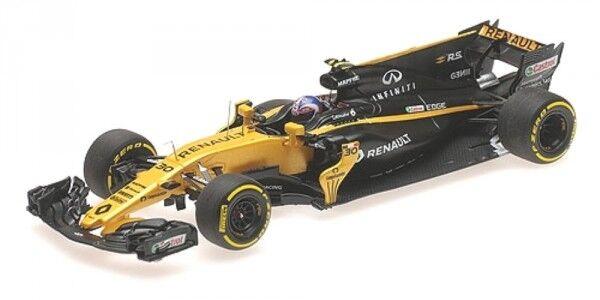 Renault R.S.17 No.30 Australia Gp Formula 1 2017 (Jolyon Palmer)