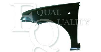 187 0.9 L01041 EQUAL QUALITY Parafango anteriore Dx FIAT SEICENTO 187AXA, 187