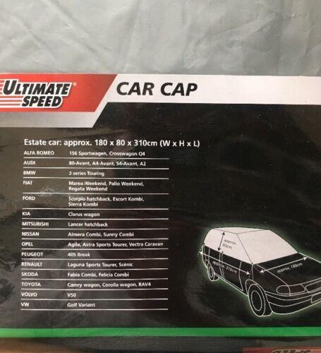 Car Snow Vehicle Hood Ultimate Speed Car Cover Cap Winter Protection L//XL//Estat