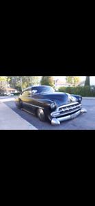 Chevrolet 1952 2 portes