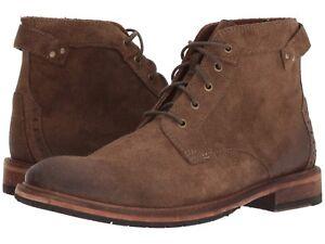 Details about Men's Shoes Clarks CLARKDALE BUD Suede Lace Up Boots 36240 KHAKI *New*