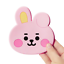 BT21-Baby-Silicone-Cup-Coaster-154x180mm-7types-Official-K-POP-Authentic-Goods miniature 7