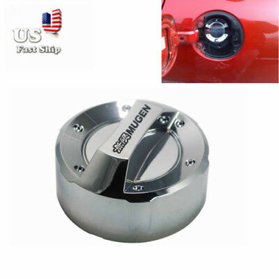 JDM Mugen Raicng Gas Fuel Cap Cover For Acura RSX Integra DC5 Civic NSX S2000