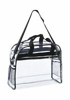Large Clear Briefcase Free Shipping