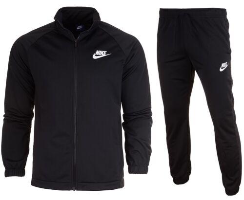 Nike Mens Full Zip Tracksuit Jacket Jogging Training Pants Bottoms