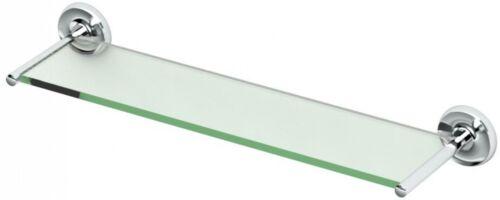 x 2.75 in W Metal in Chrome Finish H x 22.5 in Bathroom Vanity Shelf 19.25 in