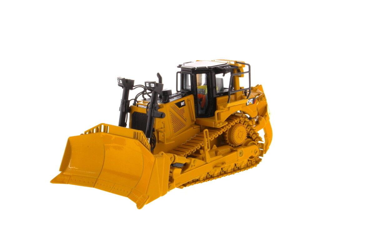 autorización oficial Diecast Masters 85566-Cat Caterpillar D8T Pista Pista Pista Tipo Tractor Con Hoja 8U  gran selección y entrega rápida