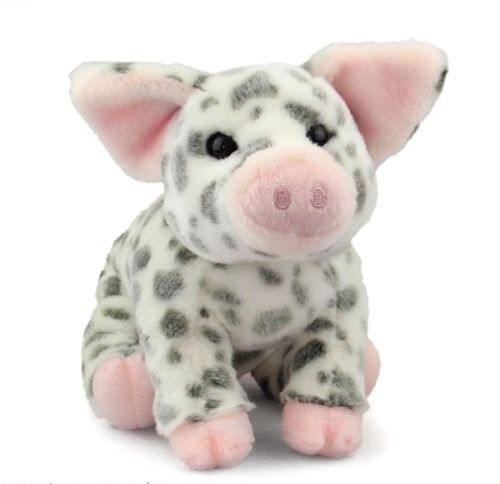 Douglas Pauline Spotted Pig Small Plush Stuffed Animal Ebay
