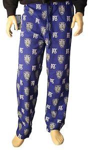 FDNY Boxer Shorts Blue Mens Sleepwear NYC Fire Dept Gift