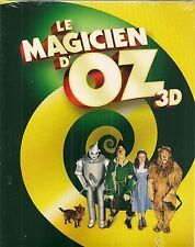 """""""LE MAGICIEN D'OZ""""  BLU RAY 3D et 2D  NEUF SOUS BLISTER"""