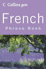 French Phrase Book by HarperCollins Publishers (Paperback, 2003)