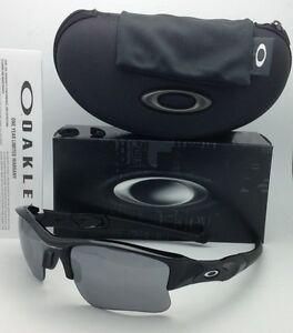 67cf12ba05 OAKLEY FLAK JACKET XLJ Sunglasses 03-915 Jet Black Frames Black ...