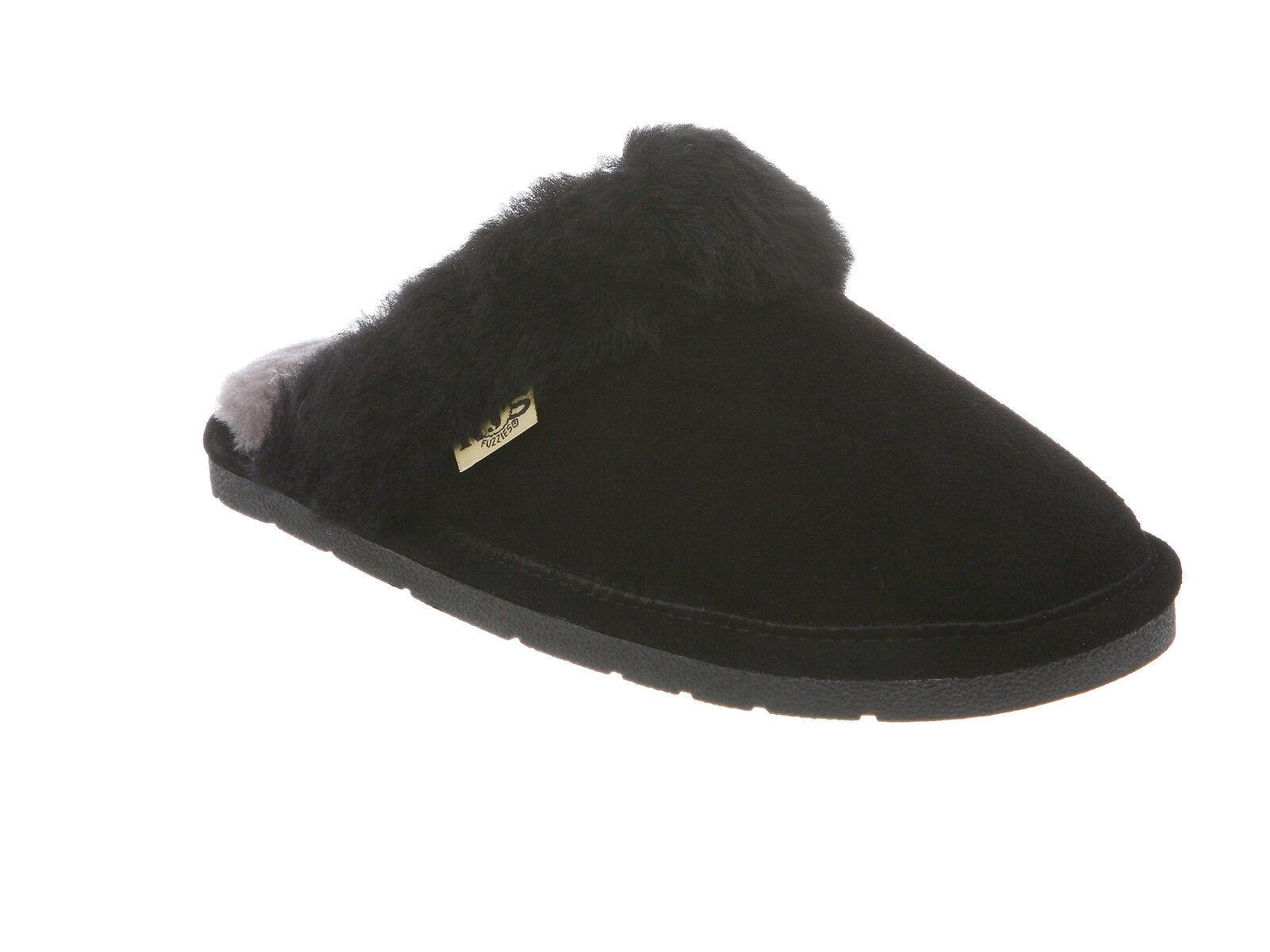 precio al por mayor Rj's Cloud Nine Original Piel de oveja señoras desgaste Zapatillas Zapatillas Zapatillas Negra Medium (m, b)  grandes precios de descuento