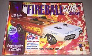 AMT-George-Barris-Fireball-500-SSXR-1-25-scale-model-car-kit-new-1068
