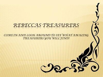 Rebeccas Treasurers