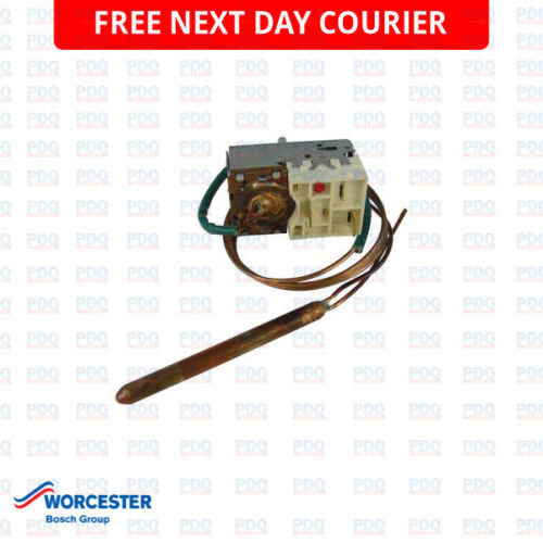 free courier * Worcester heatslave 26//32 /& 41974 thermostat 87161423130-neuf