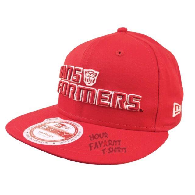 Transformers Autobot Symbol Glow In The Dark Era Baseball Hat Ml Ebay
