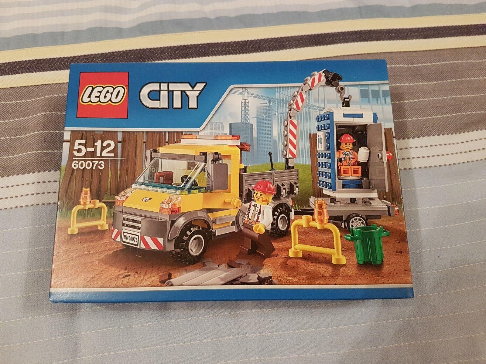 Lego City 60073 BNIB Unopened