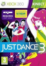 Just Dance 3 KINECT XBOX 360