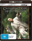 Crouching Tiger, Hidden Dragon (Blu-ray, 2016, 2-Disc Set)
