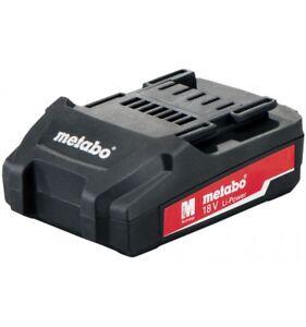 Batterie-originale-METABO-18V-1-3Ah-li-ion-Li-Power-lithium-NEUVE-pas-1-5Ah-2Ah