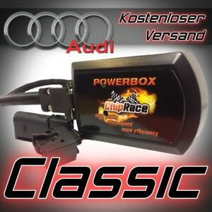 Audi A6 3.0 TDI 225 PS Chiptuning Powerboxx