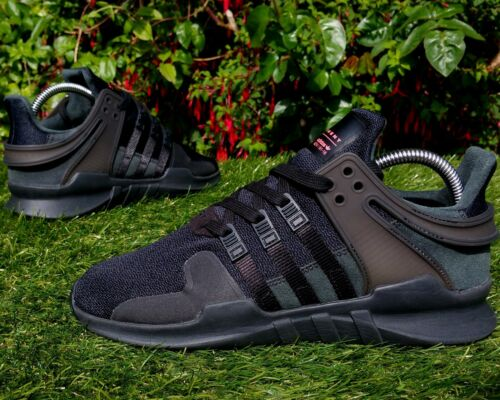 Eqt Equipment Triple Support Adidas le shadow Bnwb Trainers misure Tutte Black Adv OXqw5t4E
