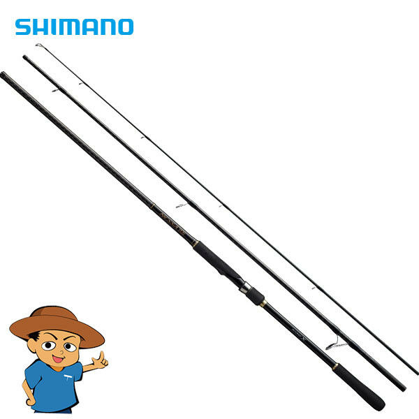 Shimano NESSA BB S1002M Medium 10'2  fishing spinning rod from JAPAN