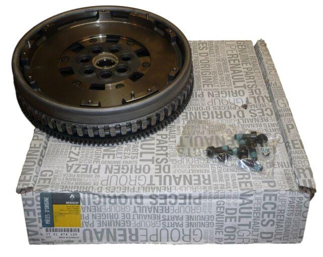 Schwungrad Schwungscheibe ZMS LuK DMF 415 0270 10 für RENAULT KG0 BG0 LAGUNA 2 4