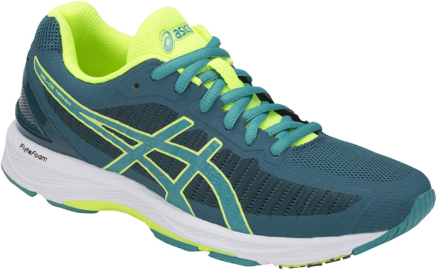Asics Gel DS Trainer 23 23 23 Womens Running shoes - Green 6a77ac