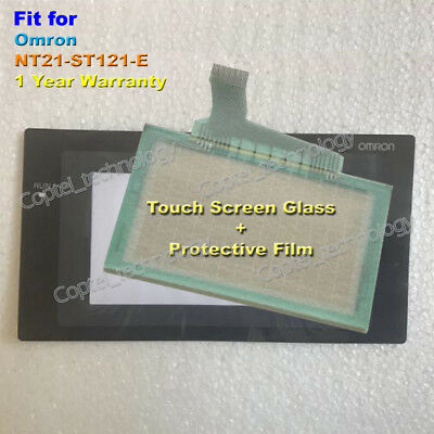 NT600S-ST121B-EV3 Touch screen Glass NEW Omron 60 days warranty