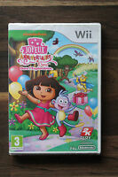 Nintendo Wii Wii U Spiel Doras Big Birthday Adventure (englisch) Neu