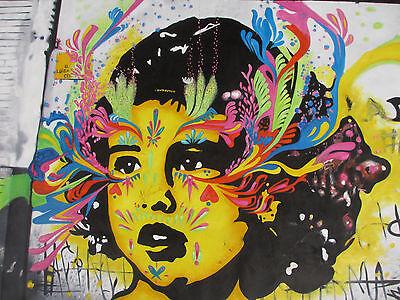 Urban Princess Girl Framed Poster Canvas Art Painting Australia