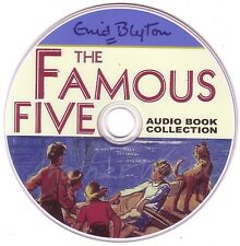 Enid Blyton Famous Five ⭐ 21 Complete Story Audio Book Collection Audiobooks DVD